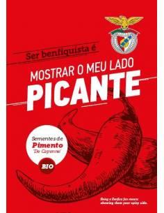 Pimento Picante 'De Cayenne'