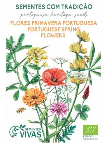 Flores Primavera Portuguesa